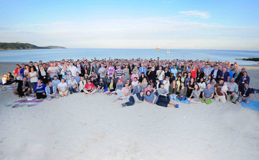 Agile on the Beach voting procedure