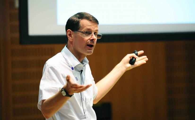 Allan Kelly speaking