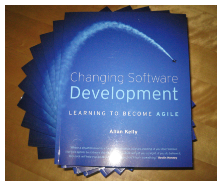 'Changing Software Development' is published!