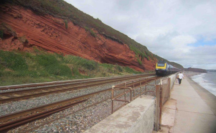 Train to Cornwall